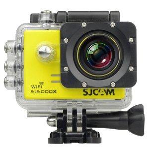 Cámara deportiva digital SJCAM SJ5000X WiFi DV resistente al agua fotografía aérea