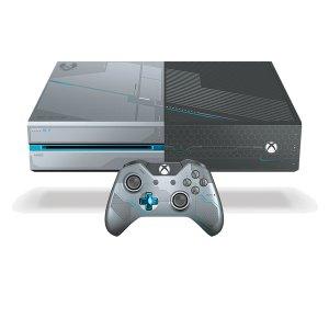 Microsoft Xbox One 1TB Consola Xbox One Halo 5 Guardians Edición Limitada