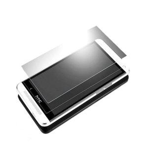 VIDRIO TEMPLADO PARA HTC M7 BISELADO 0.33