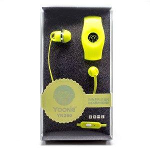 Audifonos Yookie YK260