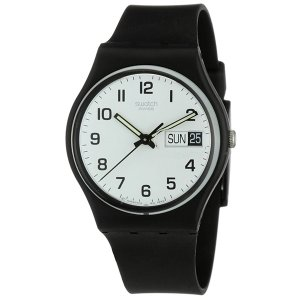 Reloj Swatch ONCE AGAIN GB743 Hombre - Negro