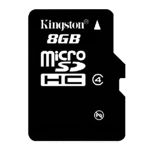 Kingston SDC4 8GB Class4 Tarjetas de Memoria